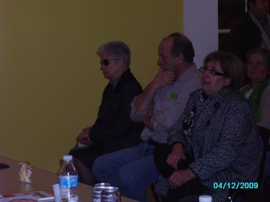 Christiane et Raymond Ney, MMe Nouvier mairie de Fameck